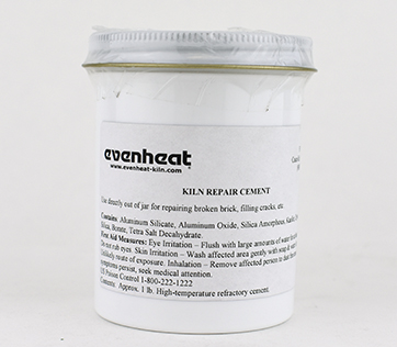 Evenheat Kiln Repair Cement 8oz. (236g)