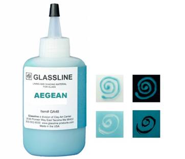 Glassline Paint Pen - Aegean