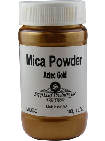 Mica Powder - Aztec Gold - 20 g