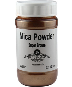 Mica Powder - Super Bronze - 20 g