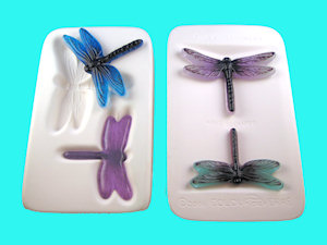 Dragonflies with Wings