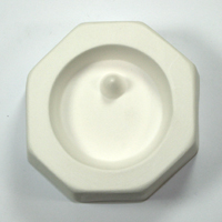 Holey Small Circle Cabochon Casting Mould