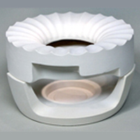 Fluted Drop Through Ring Forming Bundle