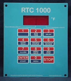 RTC 1000 Controller Full Kit Without Thermocouple