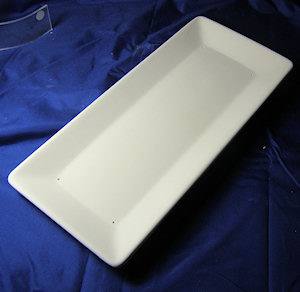 Long Sandwich Plate - 350 mm x 150 mm (Pick Up Only)