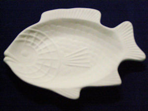Fish Mould - 200 mm x 150 mm