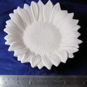 Sunflower Mould - 160 mm