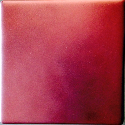 Profusion Satin Shimmer - Rose Black Backed 5cm x 5cm