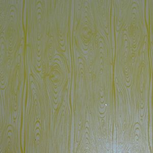 Wood 2 in Yellow Violet on Clear