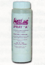 Hotline Spray A over-glaze 8 fl oz / 236ml