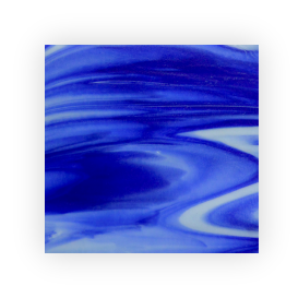 Dark Blue / White PRISMA (Handy Sheet 260mm x 260mm)