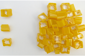Yellow Daffodil Murrine 50 gr