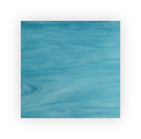 White / Deep Sky Blue PRISMA (Handy Sheet 260mm x 260mm)