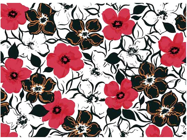 Avant Garden Chintz 200 mm x 200 mm