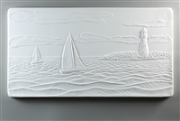 Textured Fusing Tile - Sailing