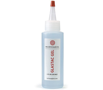 Bullseye GlasTac Gel 4oz. (118mLs)