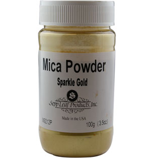 Mica Powder - Sparkle Gold - 20 g