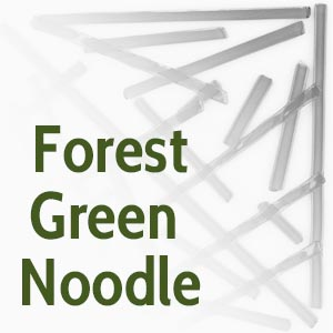 Forest Green Opal Noodles 622 142gr tube