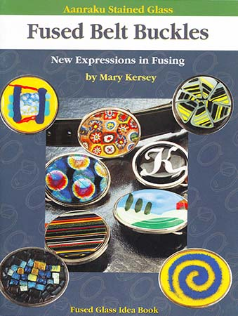 Fused Belt Buckles - Mary Kersey