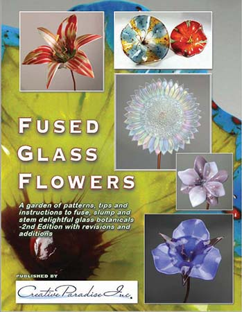 Fused Glass Flowers - Stephanie O'Toole