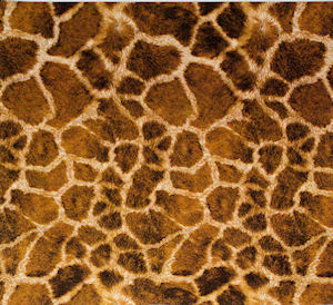 Giraffe Skin Chintz 200 mm x 200 mm