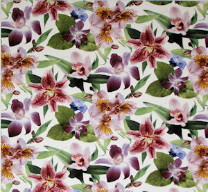 Lily Chintz 200 mm x 200 mm