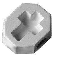 Mini Cross Casting Mould