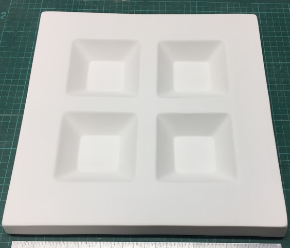 Multi-square mould - 315mm