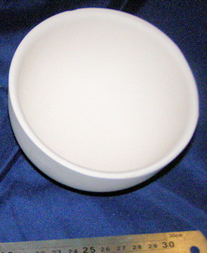 Deep Round Bowl - 115 mm
