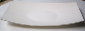 Long Japanese Platter - 470 mm x 200 mm (Pick Up Only)