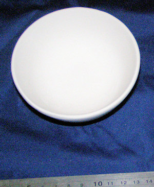 Tiny Round Bowl - 100 mm