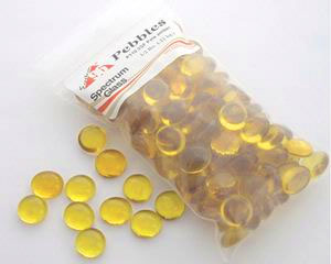 Spectrum Pebbles - Yellow 161 - 225gr