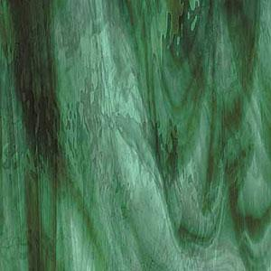 Deep Olive, Sea Green WaterGlass 4221WF (280 mm x 300mm)