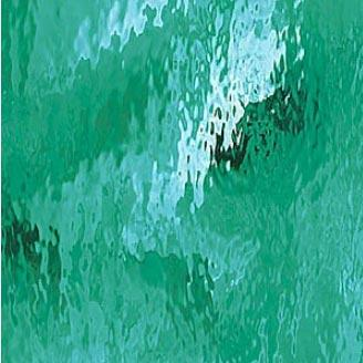 Teal Green WaterGlass 523-2WF (280 mm x 300 mm)