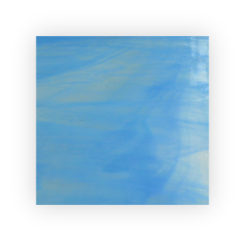Clear / Reactive Blue PRISMA (Handy Sheet 260mm x 260mm)