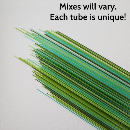 Green Family Mix Stringers 142 gr Tube
