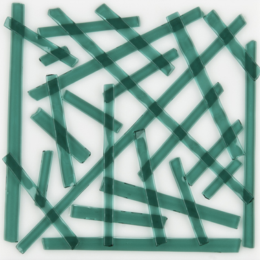 Teal Green Transparent Noodles 523-2 142 gr Tube