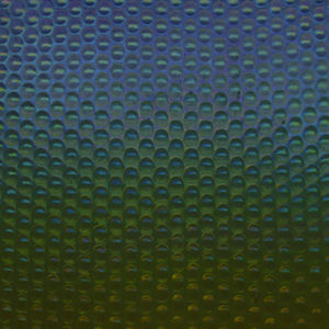 Black Radium Ripple Iridised (Handy Sheet 300 mm x 300mm)