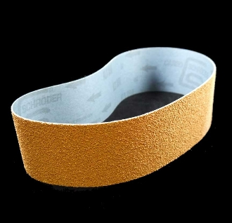 Gryphon WBS Cork Polishing Belt