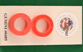 Taurus II Ring Saw - Red Grommets - Pack of 2